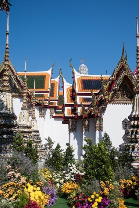 Wat Pho Bangkok Thailande