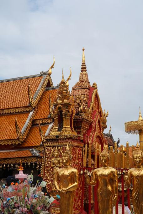 Wat Phra Doi Suthep Chiang Mai Thailande