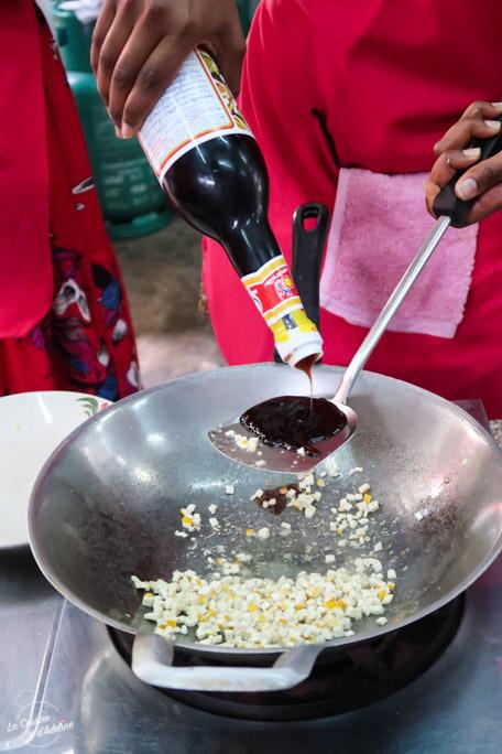 Cours de cuisine Chiang Mai pas cher