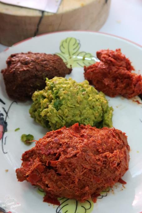 Pâte de curry maison recette thailande