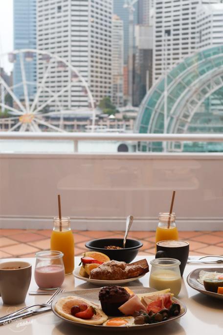 Petit déjeuner - Brunch Sydney Novotel