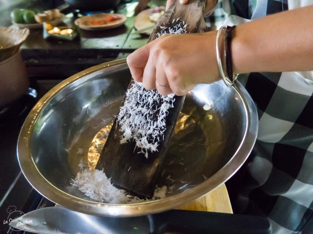 Cours de cuisine Ubud - Bali