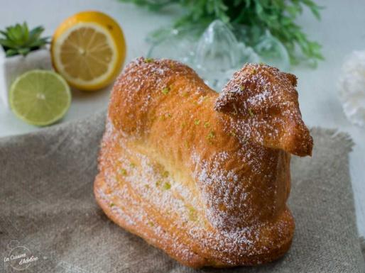 Lammele au citron recette facile