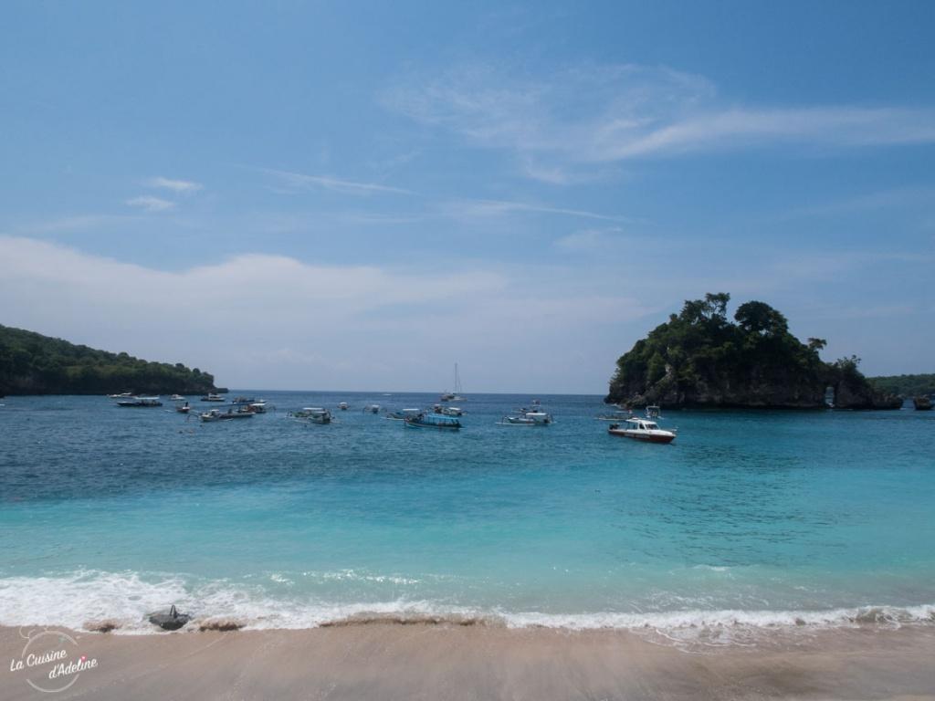 Plage Cristal Bay Nusa Penida Bali