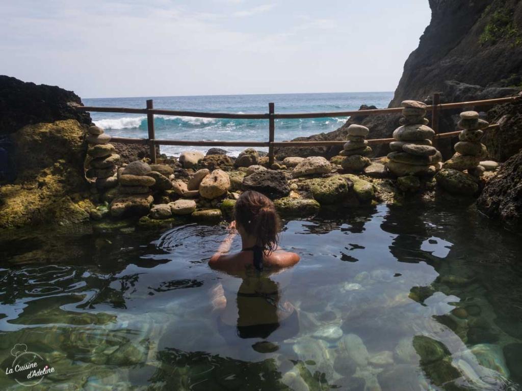 Tembeling Natural Pool - Piscine Naturelle Nusa Penida Bali