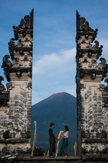 Temple Lempuyang Amed Bali