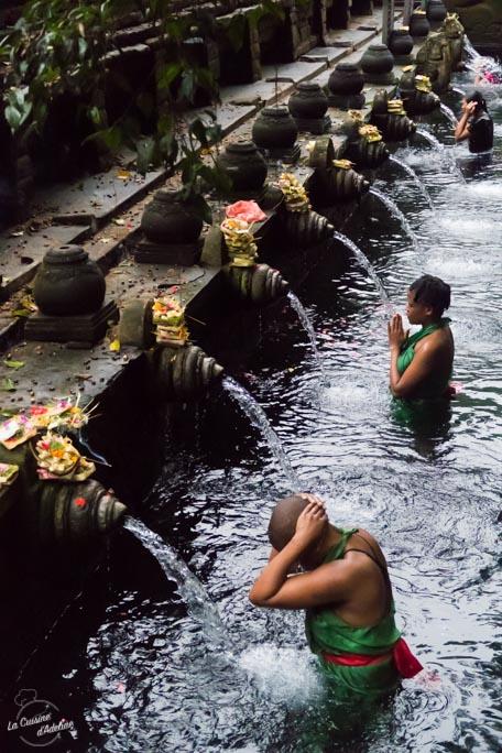 Temple Tirta Empul Ubud - Bali