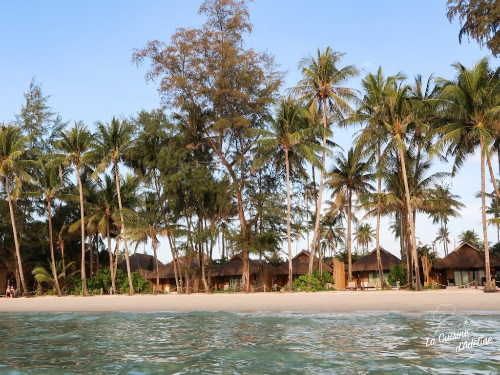 Coucher de soleil à Koh Kood