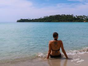 Ile pas touristique Thaïlande