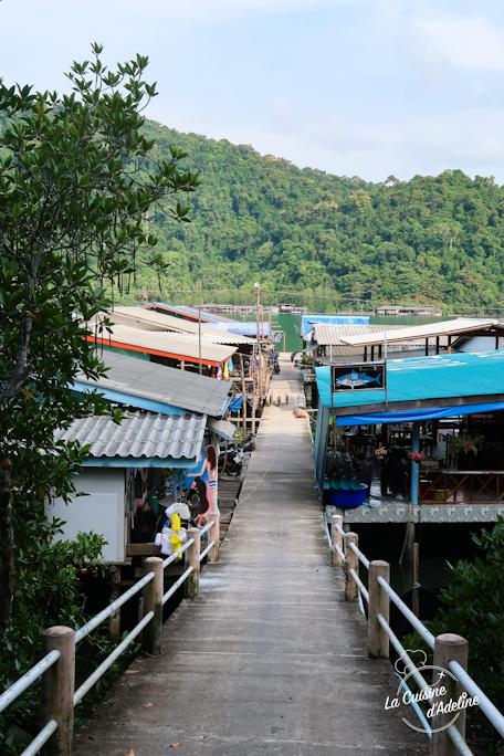 Koh Kood village flottant