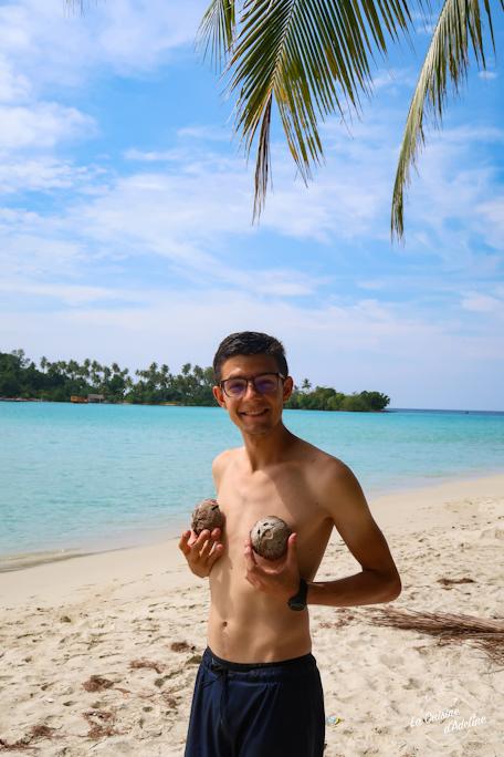 Secret beach Koh Kood Thaïlande