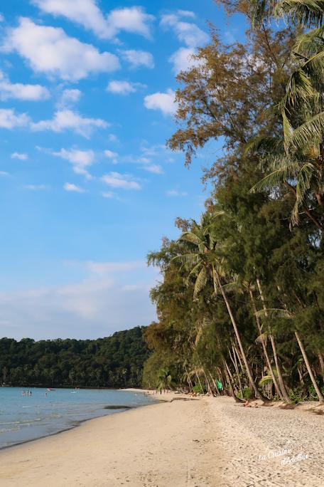Secret beach Koh Kood