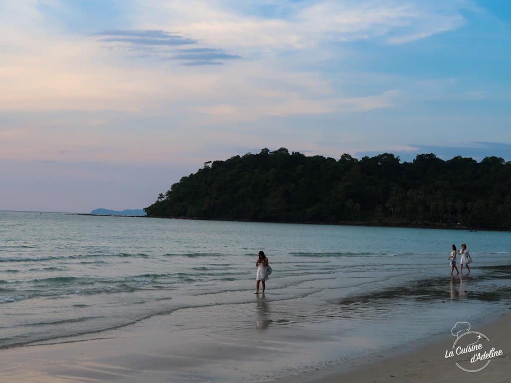 Sunset à Koh Kood