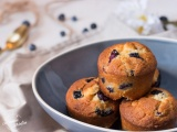 Muffins aux myrtilles recette facile et rapide