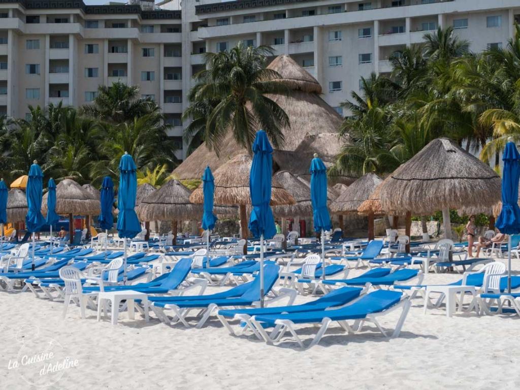 Cancun Mexique all inclusive