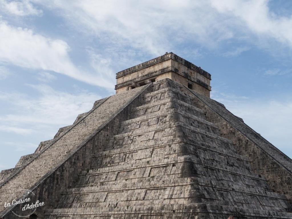 Chichen Itza Valladolid Mexique
