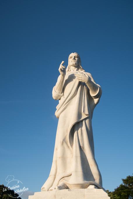 Christ géant La Havane Cuba