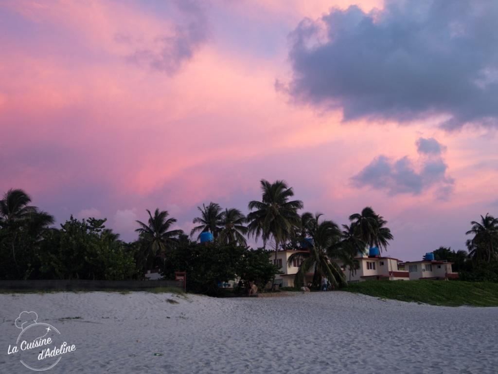 Coucher de soleil Varadero Cuba