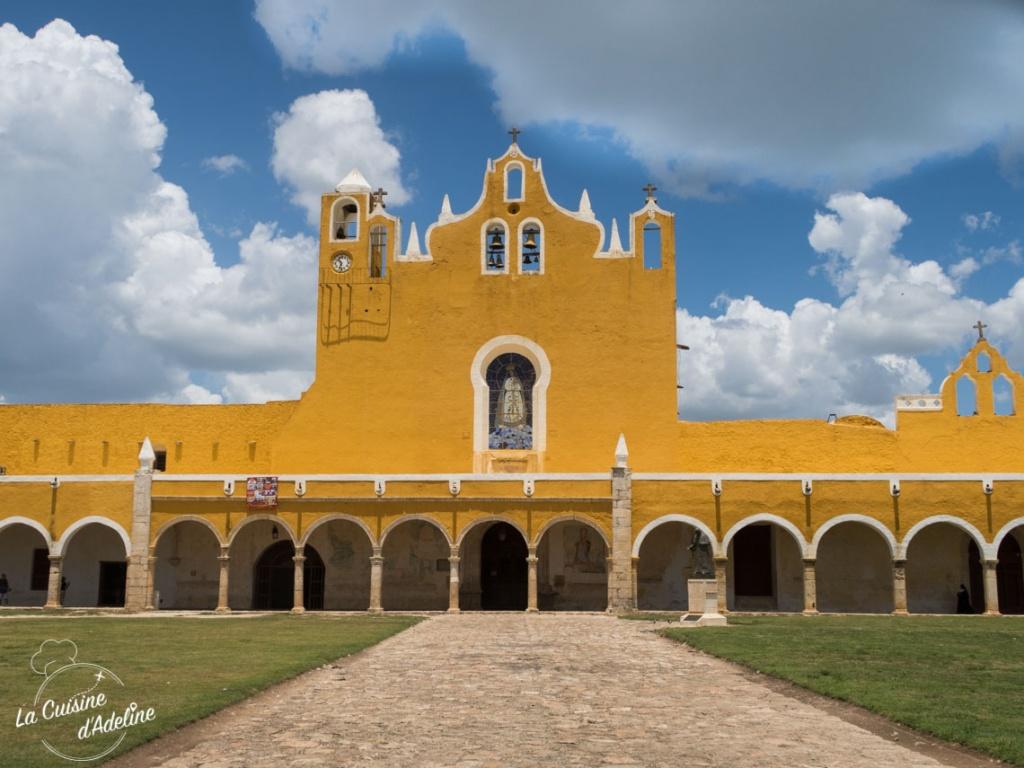 Couvent San Antonio de Padua de Izamal Valladolid Mexique