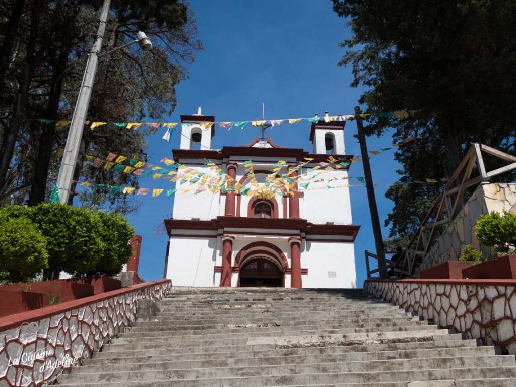 Eglise de San Cristobal - Mexique