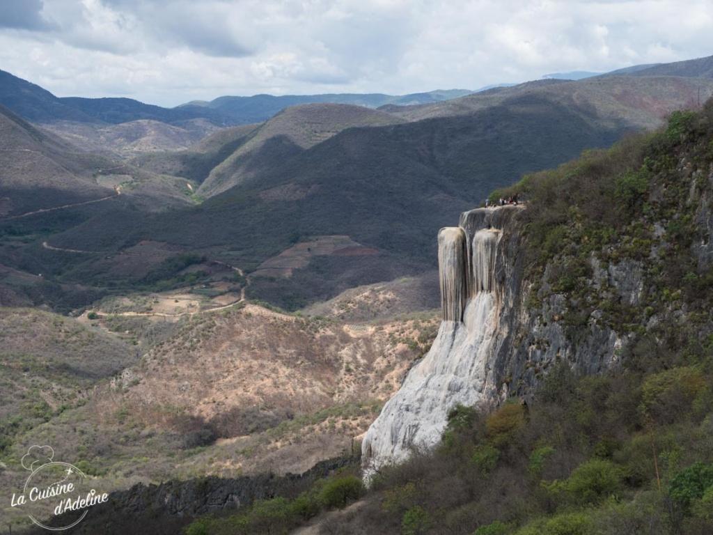 Hierve el Agua- Oaxaca - Mexique