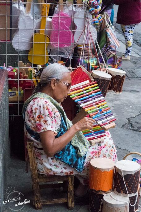 Mercado 20 de noviembre Oaxaca