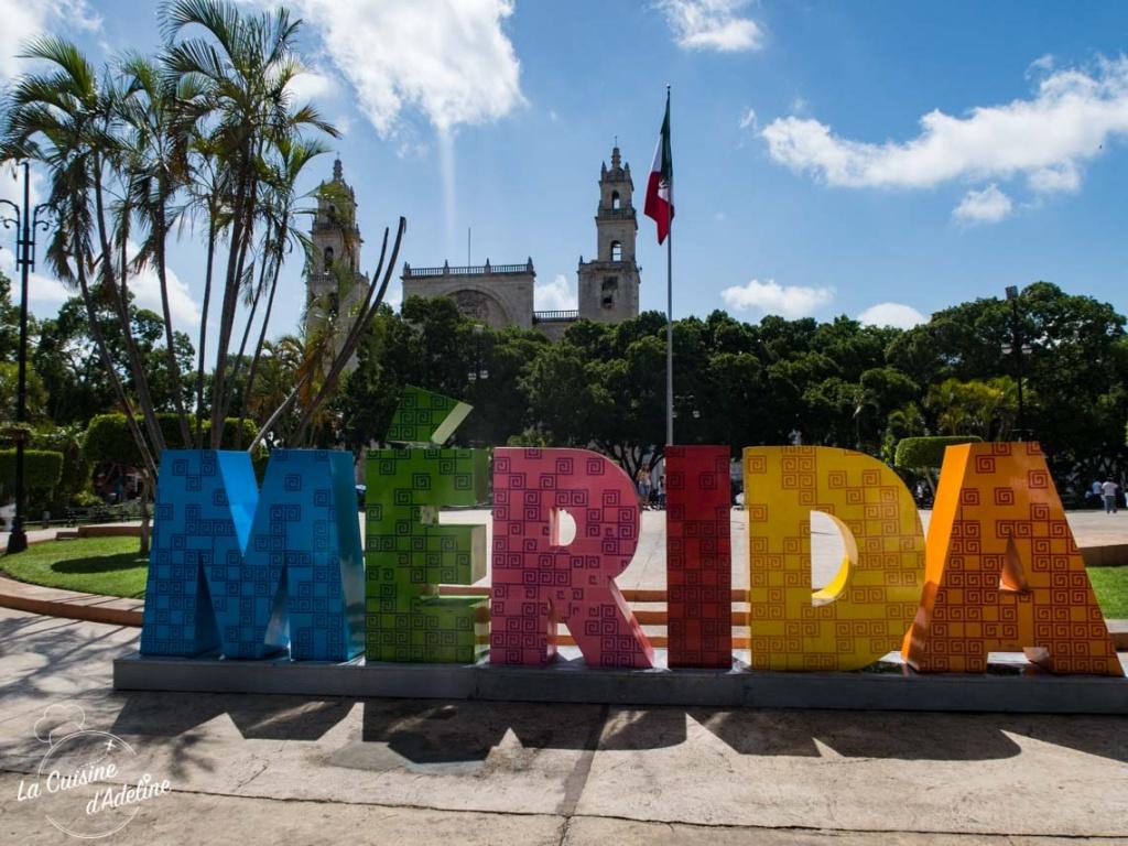 Merida Mexique