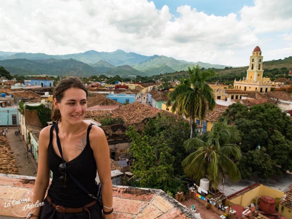 Mirador Museo Historico Trinidad Cuba