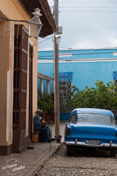 Musique Salsa Trinidad Cuba