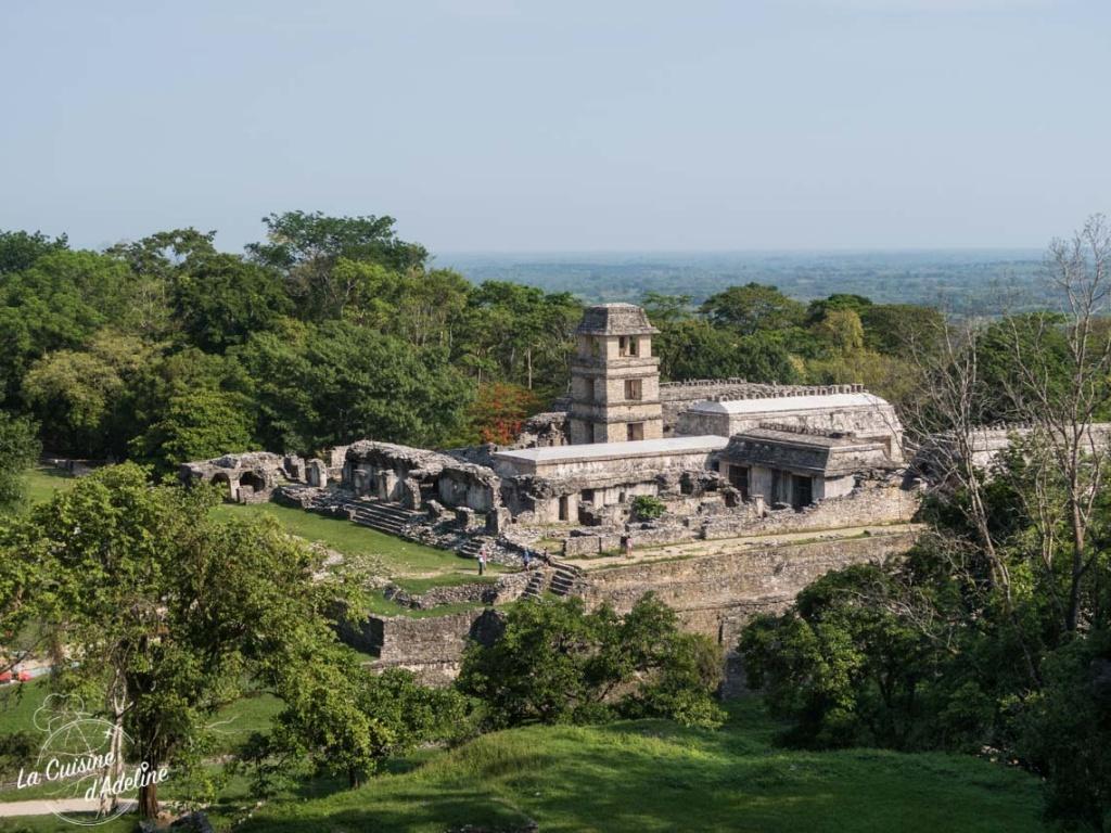 Pallenque site archéologique Mexique