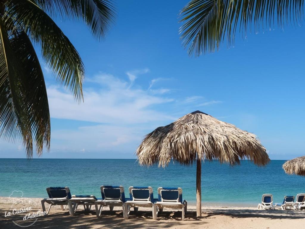Playa Ancon Trinidad Cuba