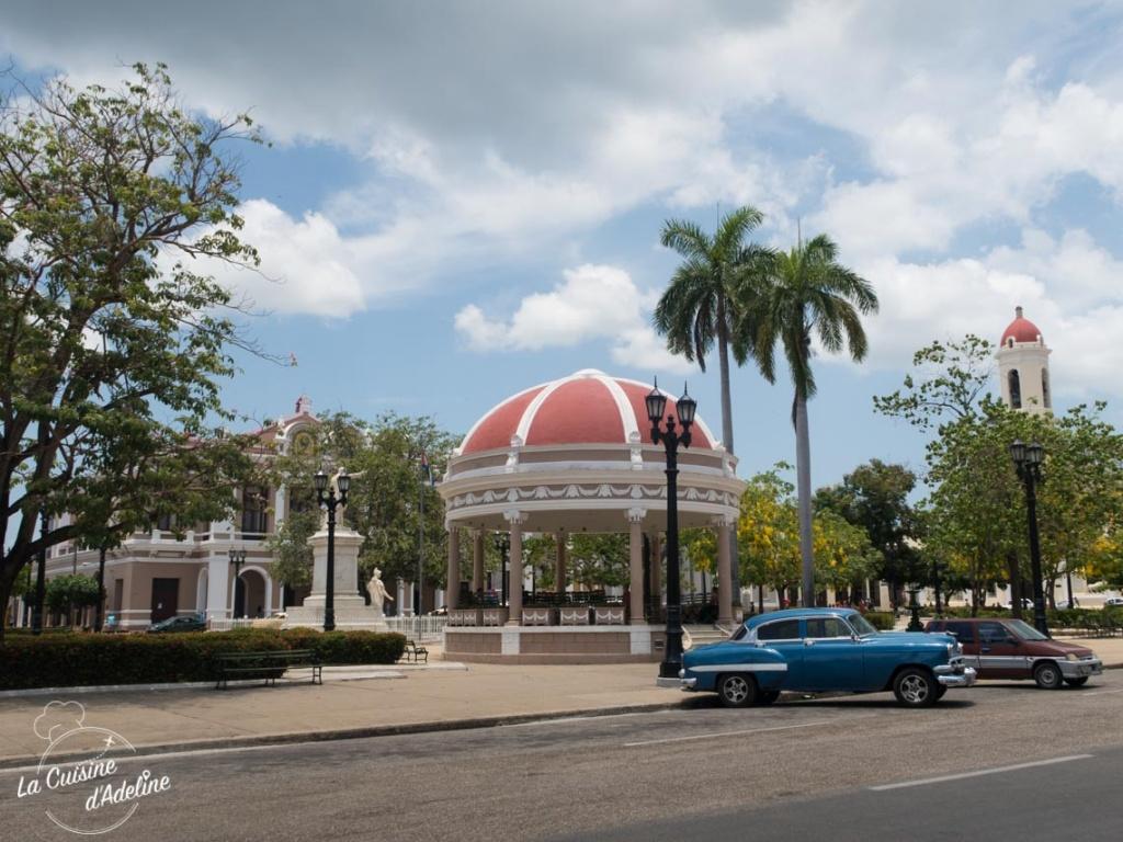 Plaza Marti Cienfuegos Cuba