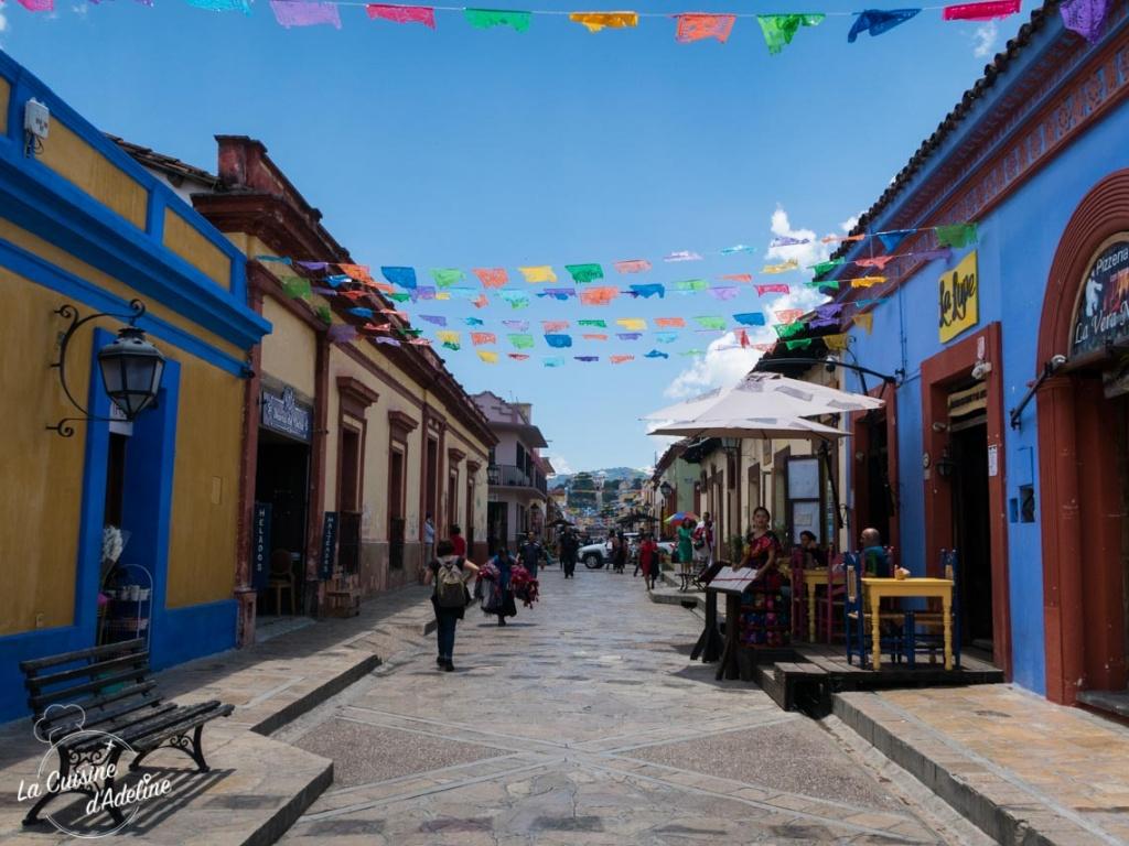 San Cristobal de Las Casas - Mexique