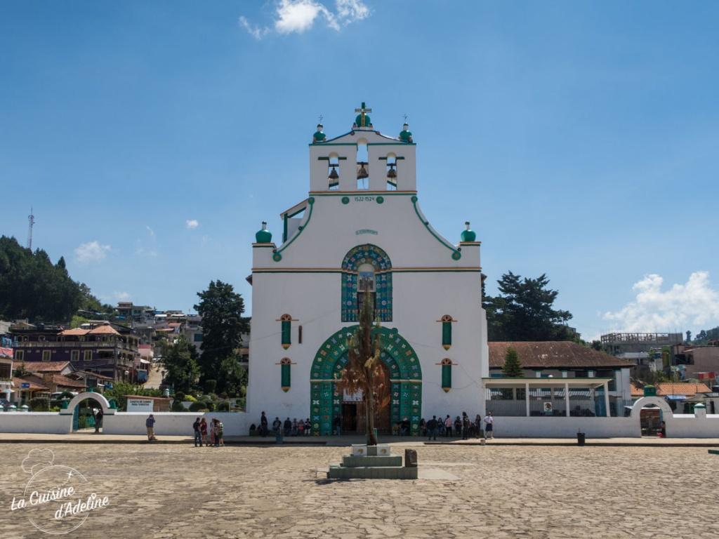 San Juan Bautista Cathedrale San Juan De Chamula