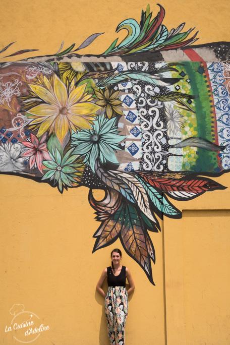 Street art Los Fuertes Puebla