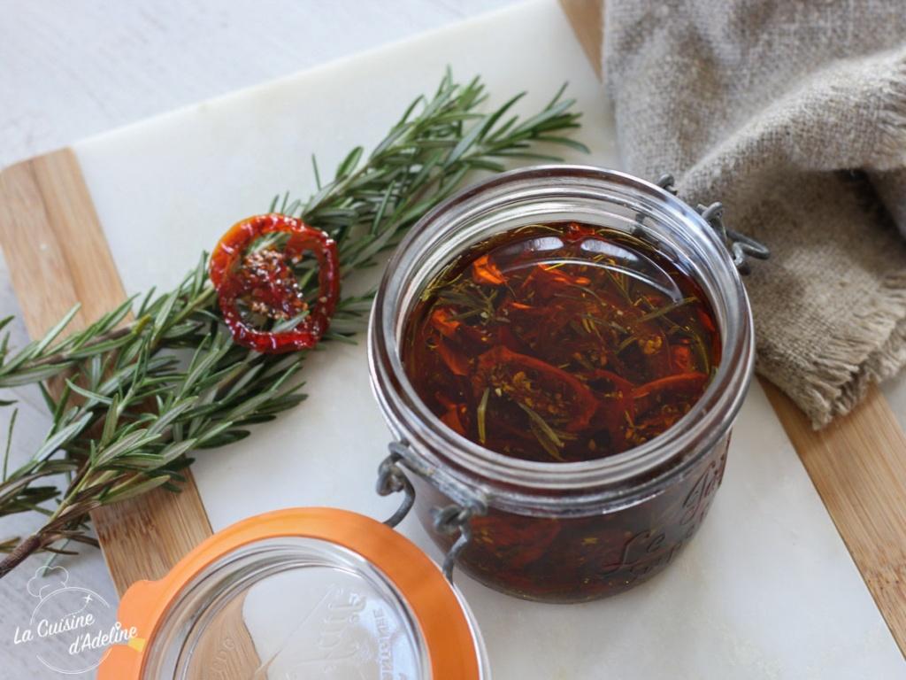 Tomate séchées recette