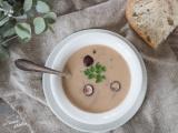Velouté de champignons recette
