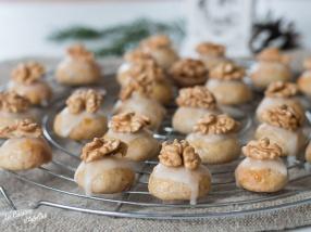Biscuits de Noël Alsaciens aux noix recette