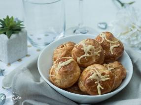 Gougères au fromage recette facile