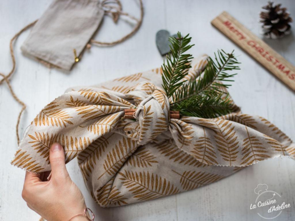 Idées cadeaux Noël éco-responsables, zéro-déchet, durable