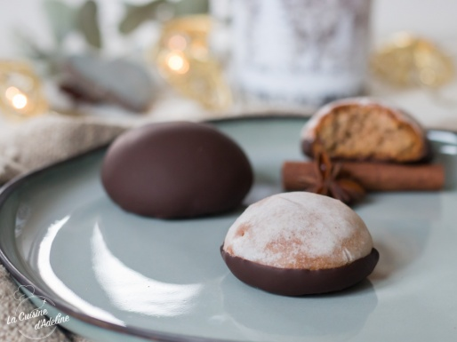 Lebkuchen recette biscuits de Noël