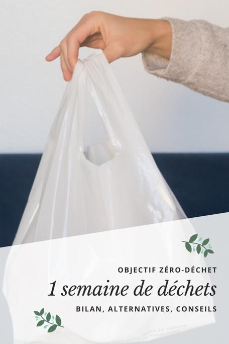 Objectif zéro-déchet Pinterest