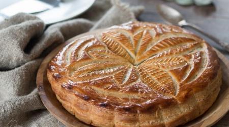 Galette des rois frangipane et pistache recette facile