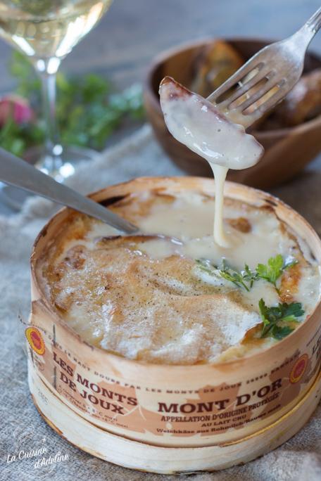Mont d'Or recette au four traditionnelle