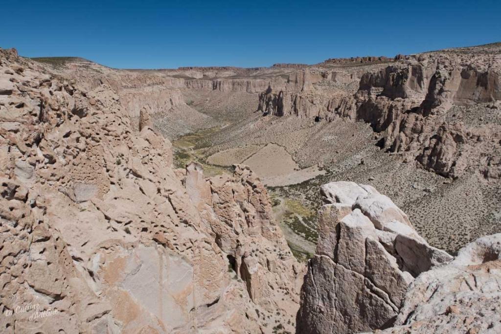Canyon del Anaconda road trip Salar Uyuni Sud Lipez