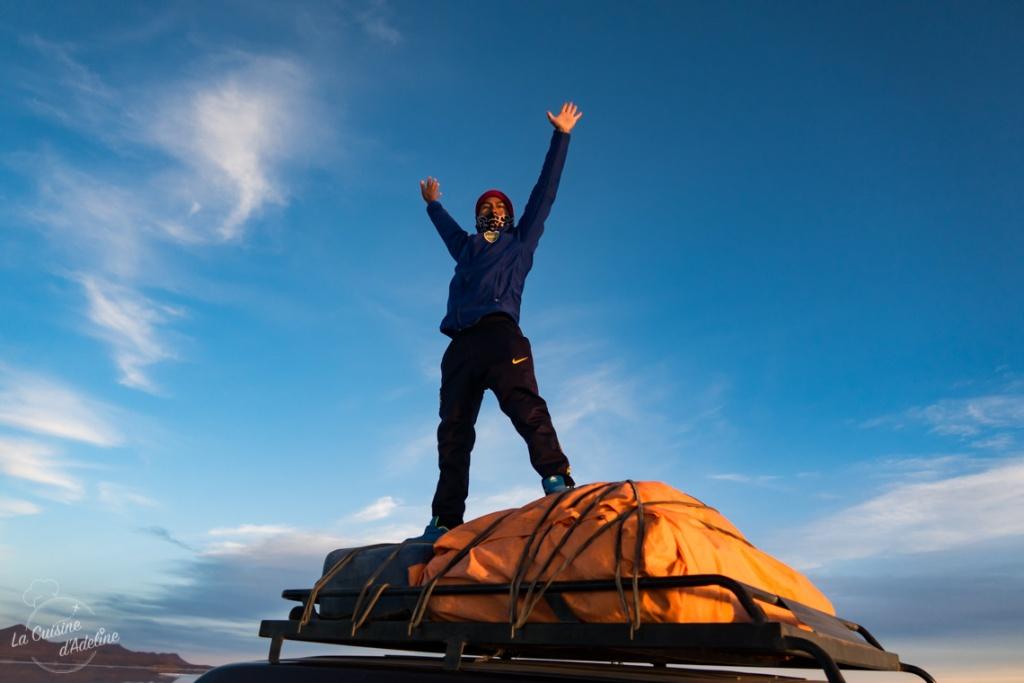 Excursion au Salar d'Uyuni