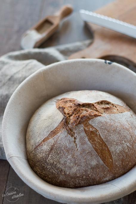 Comment faire du pain au levain