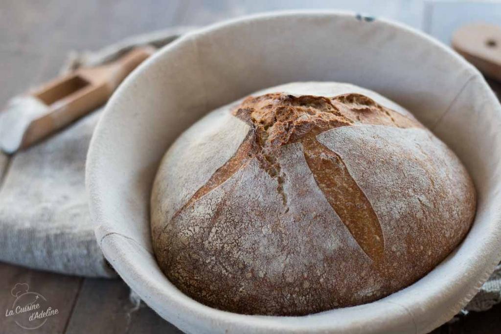 Faire du pain au levain recette et astuces