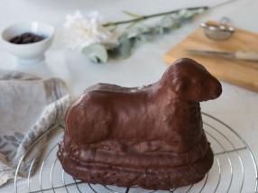 Lammele enrobé de chocolat recette