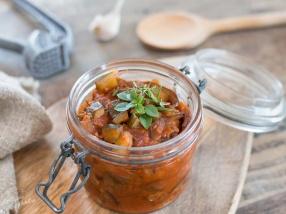 Sauce tomate aux légumes recette